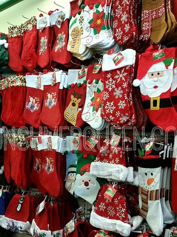 christmas items at dollar tree