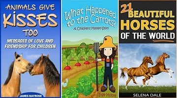 FREE Kindle eBooks About Horses – Great For The Kids!