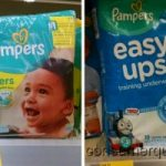 Pampers $5.56 at Walgreens