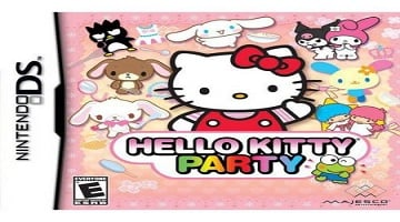 Hello Kitty Party For Nintendo DS $4.36 (reg. $29.82) at Walmart!
