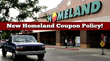 Homeland Coupon Policy Changes – What You Need to Know!