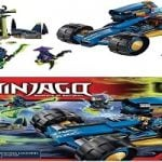 Lego Ninjago Jay Walker One 50% Off at Target – Today Only