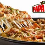 Papa John's : Extra Large 2-Topping Pizzas $10.00 Each (Online)