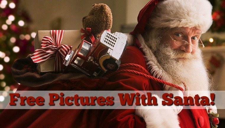 Okc Christmas Events.Free In Okc Pictures With Santa Other Holiday Events