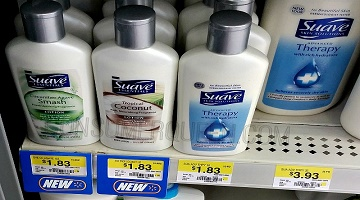 Suave Body Lotion 10-oz. ONLY 83¢ at Walmart – Starts 1/1!
