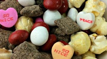 VALENTINES DAY TREAT – 5 Cherry Muddy Mix