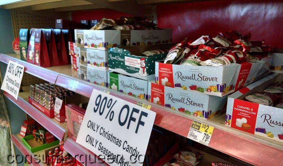 Christmas Clearance 90% off at Walgreens
