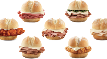 FREE Slider at Arby's w/ Meal Coupon