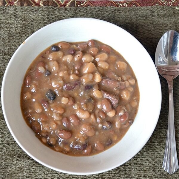 Hurst's 15 Bean Soup for Instant Pot!