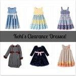 Kohl's Clearance: Dresses Under $5 After Kohl's Cash!