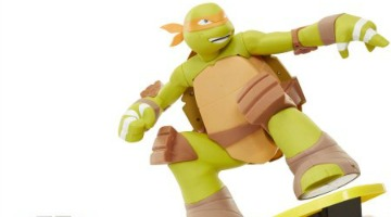 TMNT Remote Control Skateboarding Mikey Was $59 Now $13