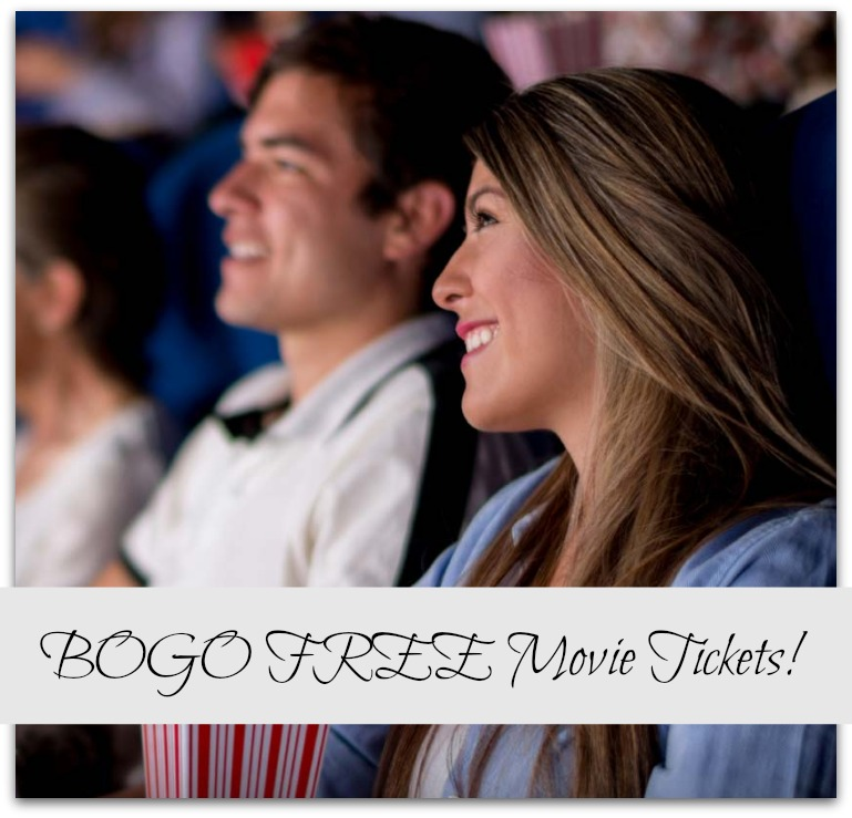 AT&T Wireless Customers: BOGO FREE Movie Tickets on Tuesdays!