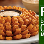 FREE Bloomin' Onion at Outback Steakhouse Today Only!