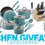 Join the Kitchen Appliance Giveaway Now!