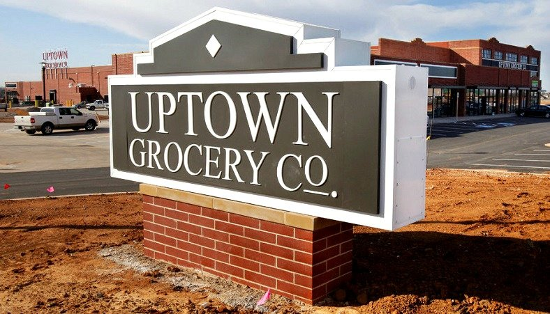 uptown grocery matchups