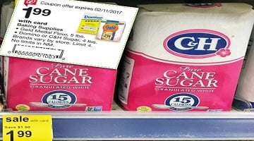 C&H Sugar : Grab a Couple of Bags For $1.49 at Walgreens!