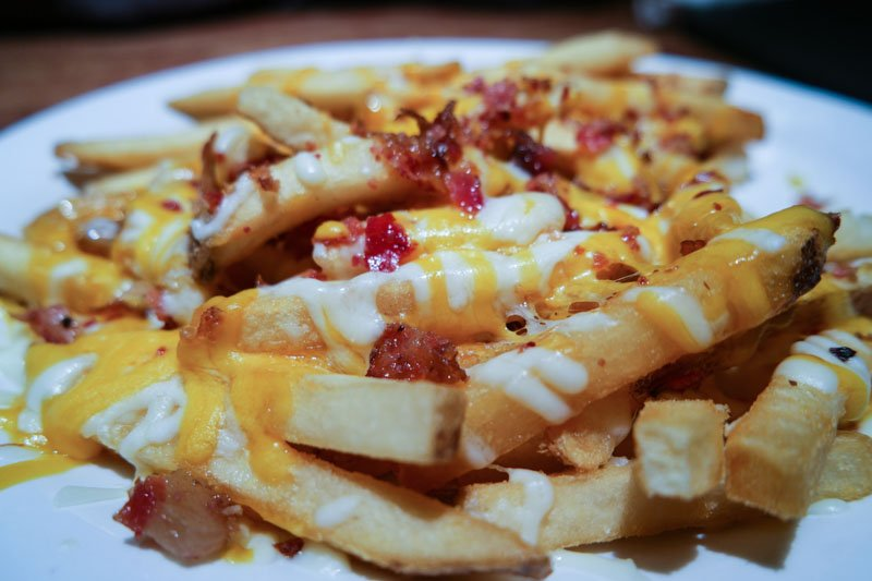 Cheddars Cheese Fries
