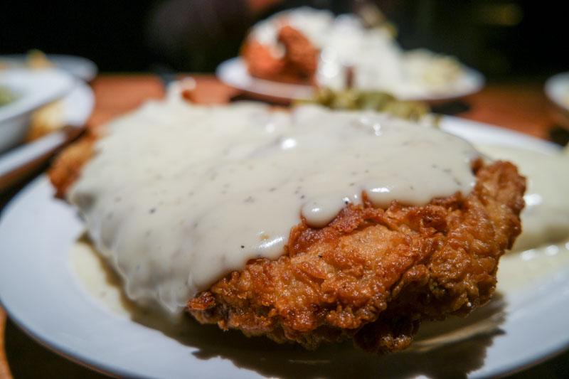 Cheddars Chicken Fried Steak