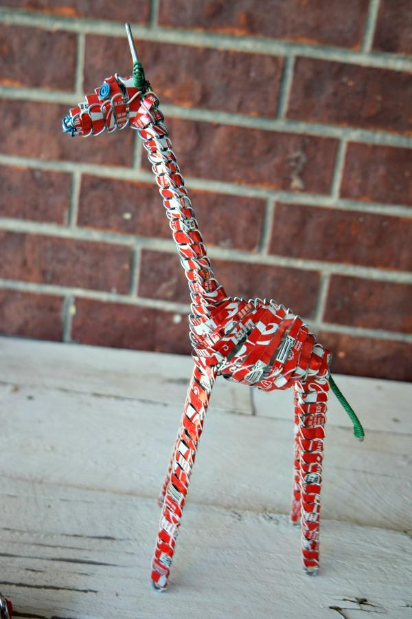 Coca-Cola 5by20 Giraffe