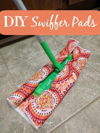 DIY Swiffer Pads