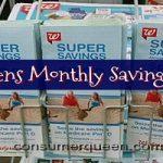 Walgreens Savings Booklet : November Coupons (11/4 – 12/2)