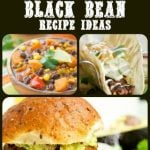 20 Black Bean Recipe Ideas