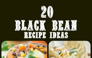 20 Black Bean Recipe Ideas
