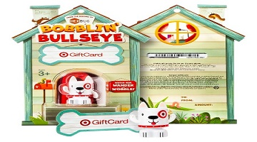 Target.com: Bobble Bot Gift Card Available + Ships Free