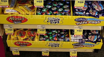 Yummy Cadbury Eggs ONLY 49¢ at CVS With Coupon!