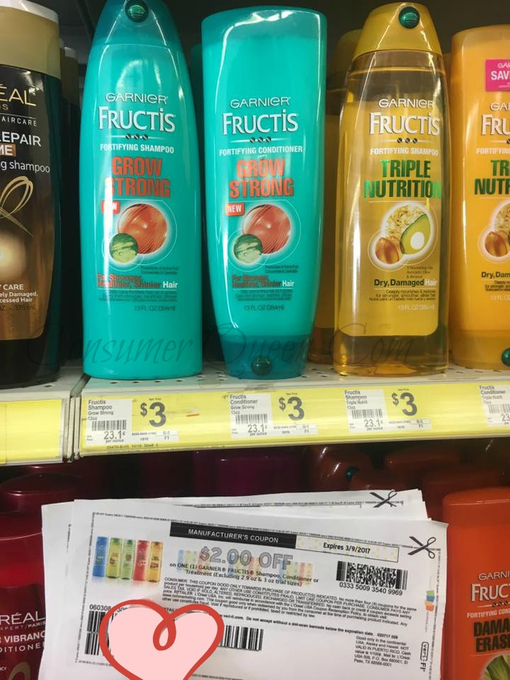 Garnier Hair Products 1 At Dollar General