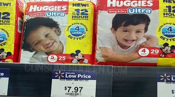 $3.00 Huggies Coupon + Store Deals (as Low as $3.58!)