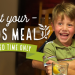 Kids Meals ONLY $1.00 at Olive Garden With Adult Purchase (Coupon)
