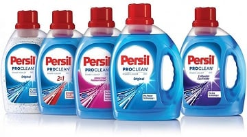 Hot New Persil Laundry Detergent Coupons – Print Yours Now!