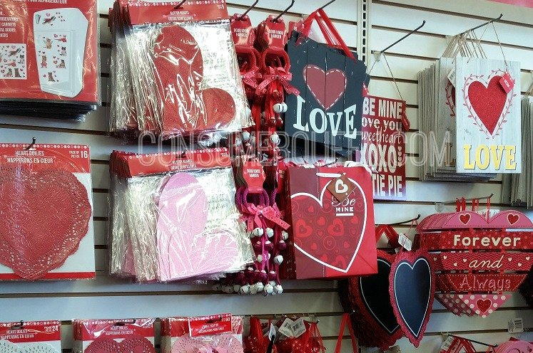 Shopping Dollar Tree For Valentine S Day