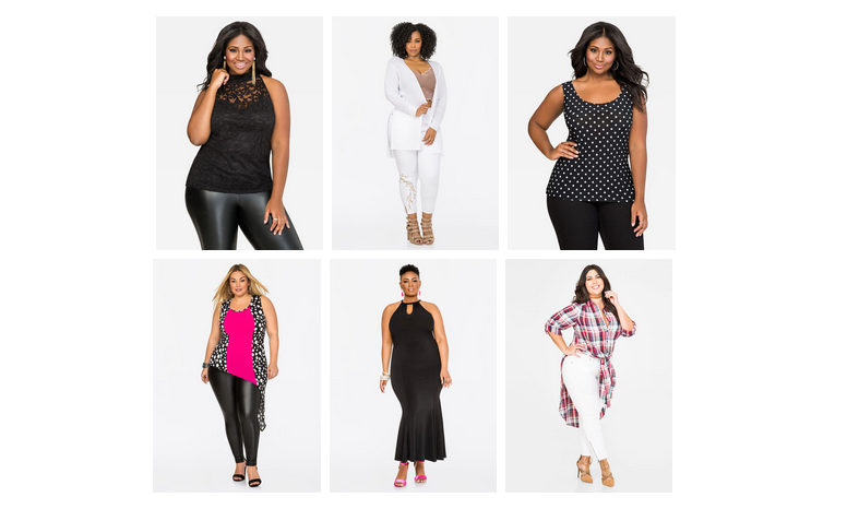 Plus Size Clothing 40 Off From Ashley Stewart