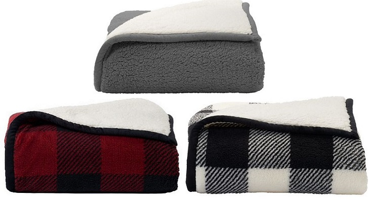 Kohl's: Cuddl Duds Sherpa Throws as Low as $11.05 Shipped (reg $50!)