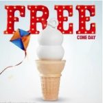 FREE Cone Day at Dairy Queen!