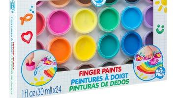 Alex Toys Finger Paint Set $15.93 on Amazon