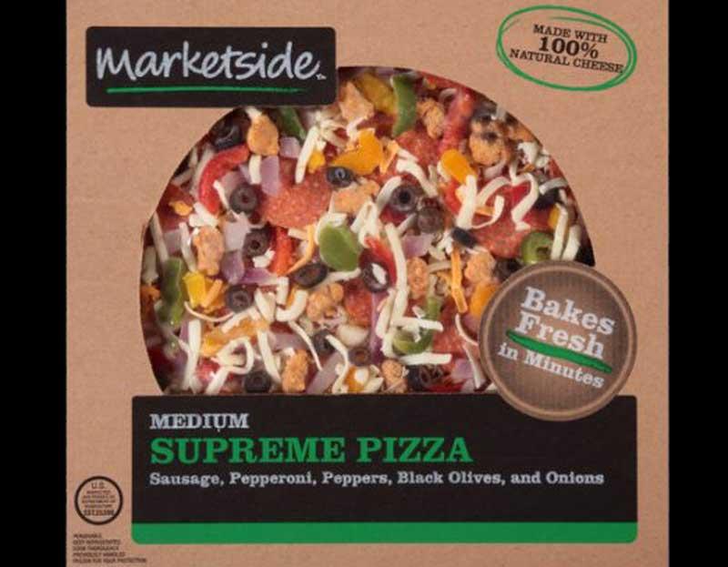 Marketside Pizza Recall