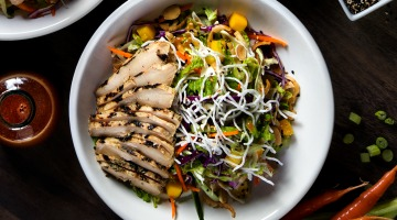 Free Entree w/ Purchase at P.F. Chang's