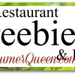 Restaurant Freebies and Deals 3/24