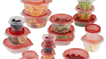 Rubbermaid 40pc Container Set $10.99 on Amazon