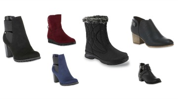 Women's Boots Starting at $7.49 from Sears