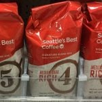 $6.60 in New Seattle's Best Coffee Coupons + Walmart Matchups