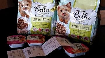 Bella Dry Dog Food $1.50 & Wet Food 35¢ at PetSmart!