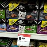Cesar Dog Food 12-pk as Low as $3.61 (30¢ per tub) at Target!