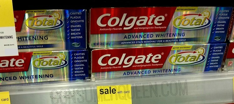 Colgate Toothpaste FREE + Profit at Walgreens After Points