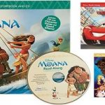 Disney Read-Along Paperback Storybook + CD Sets Only $3.73 Each!