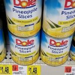 Save on Dole Canned Fruit – as Low as 46¢ at Walmart!