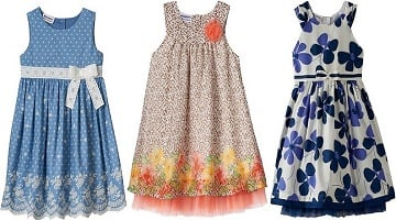 Girls Easter Dresses as Low as $13.99 + Additonal 30% Off for Cardholders!